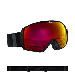 Salomon XT One Sigma Goggle Black