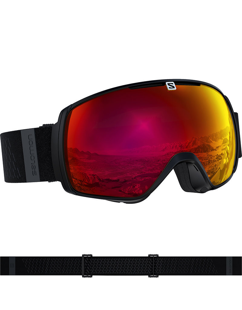 Salomon XT One Sigma Goggle Black