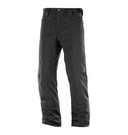 Salomon Icemania Ski Pants Men Black