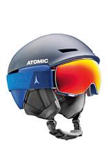 Atomic Revent+ LF Skihelm Dark Blue