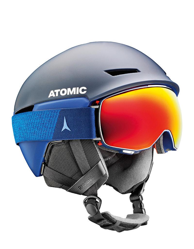 Atomic Revent+ LF Helmet Dark Blue
