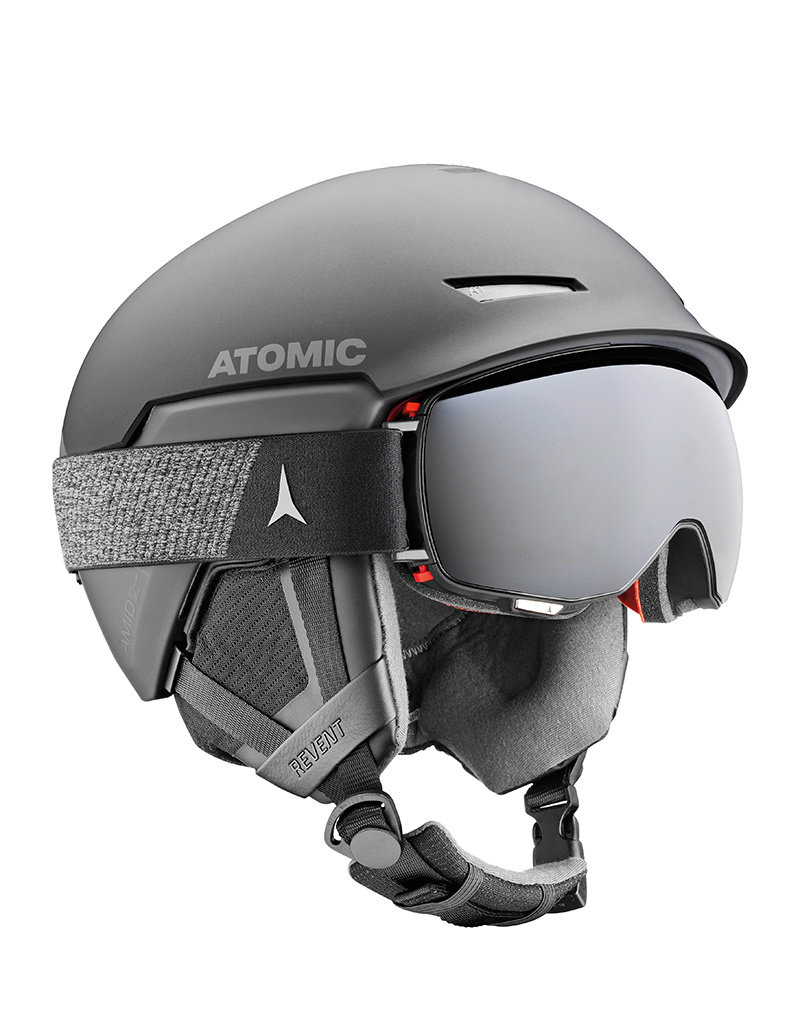 Atomic Revent + Amid Helm Zwart