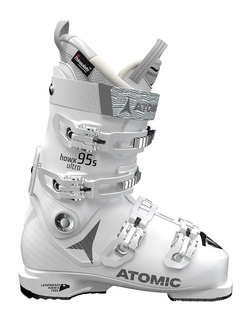 half off b1746 3f335 Atomic Hawx Ultra 95 S W White Silver