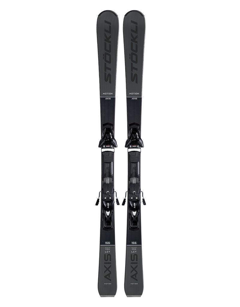 Stöckli Axis Motion + MC11 FT80 Binding