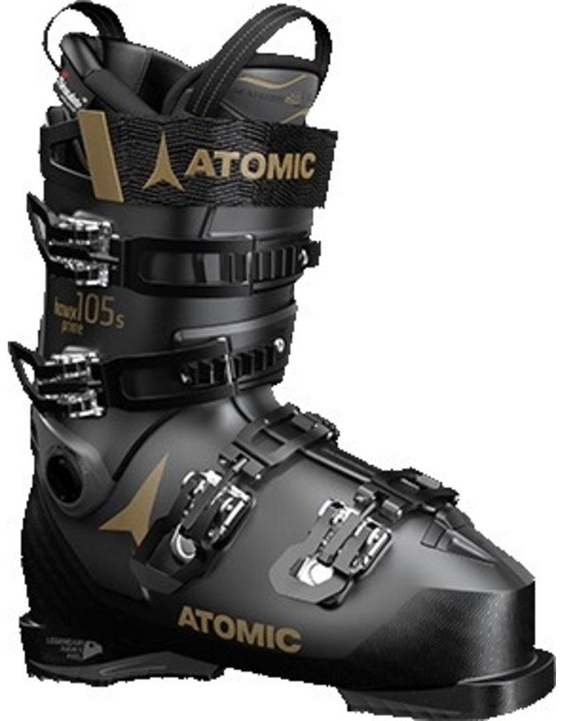 Atomic Hawx Prime 105 S W Women Ski Boots Black Anthracite