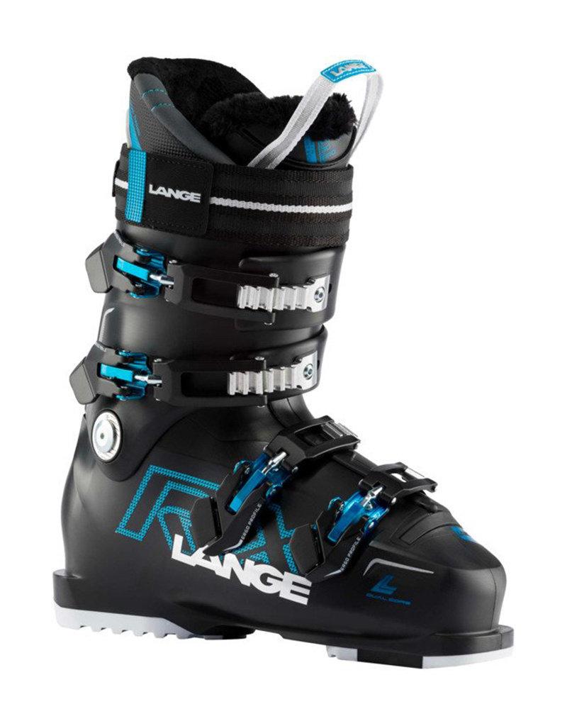 Lange RX 110 W Black Electric Blue