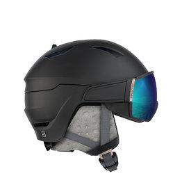 Salomon Mirage S Helmet Black Rose Gold