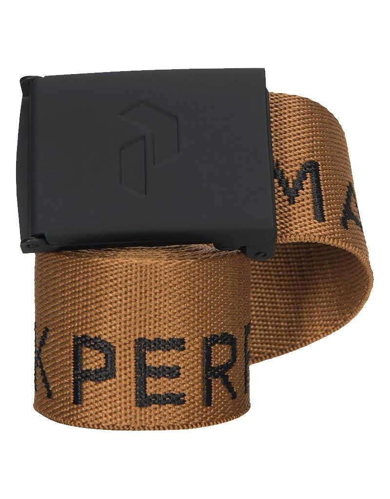 Peak Performance Rider Belt Honey Brown