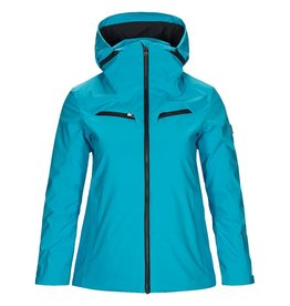 Peak Performance Women's Lanzo Jacket Glacier Glow