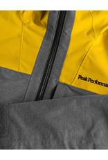 Peak Performance Balmaz Dames Ski Jas Yellow Flow