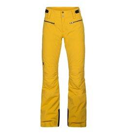 Peak Performance Women's Scoot Ski Pants Yellow Flow
