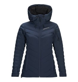 Peak Performance Frost Dames Ski Jas Blue Shadow