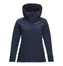 Peak Performance Women's Frost Ski Jacket Blue Shadow