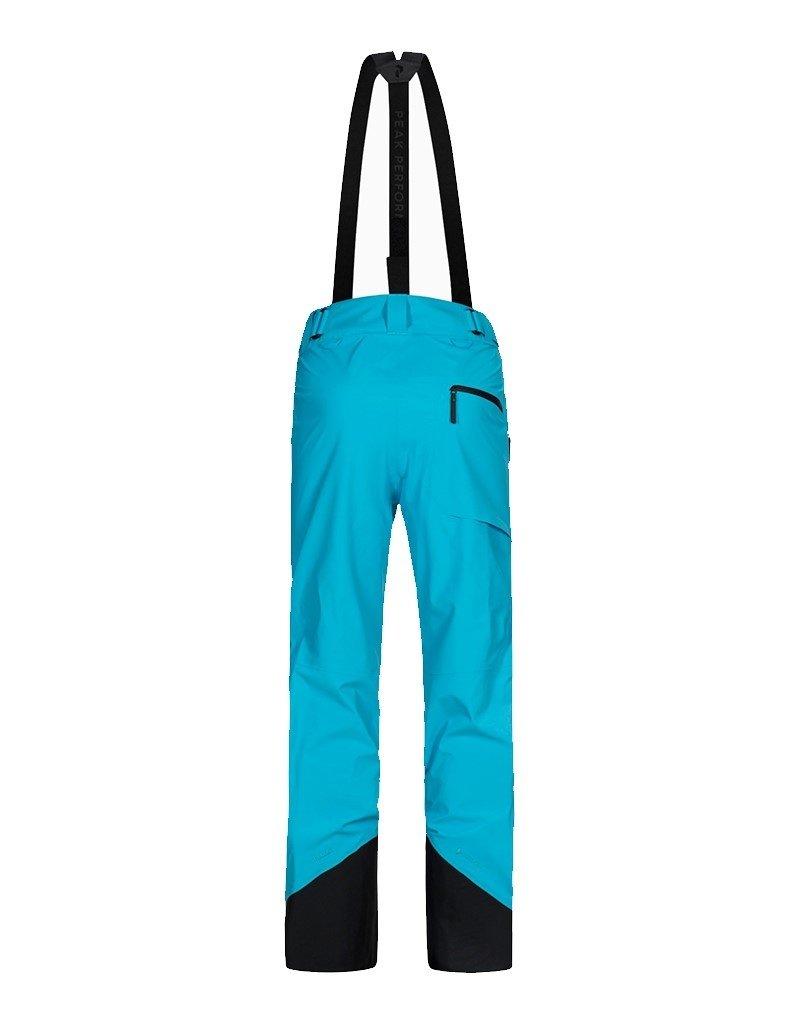 Peak Performance Women's Alpine Ski Pants Glacier Glow
