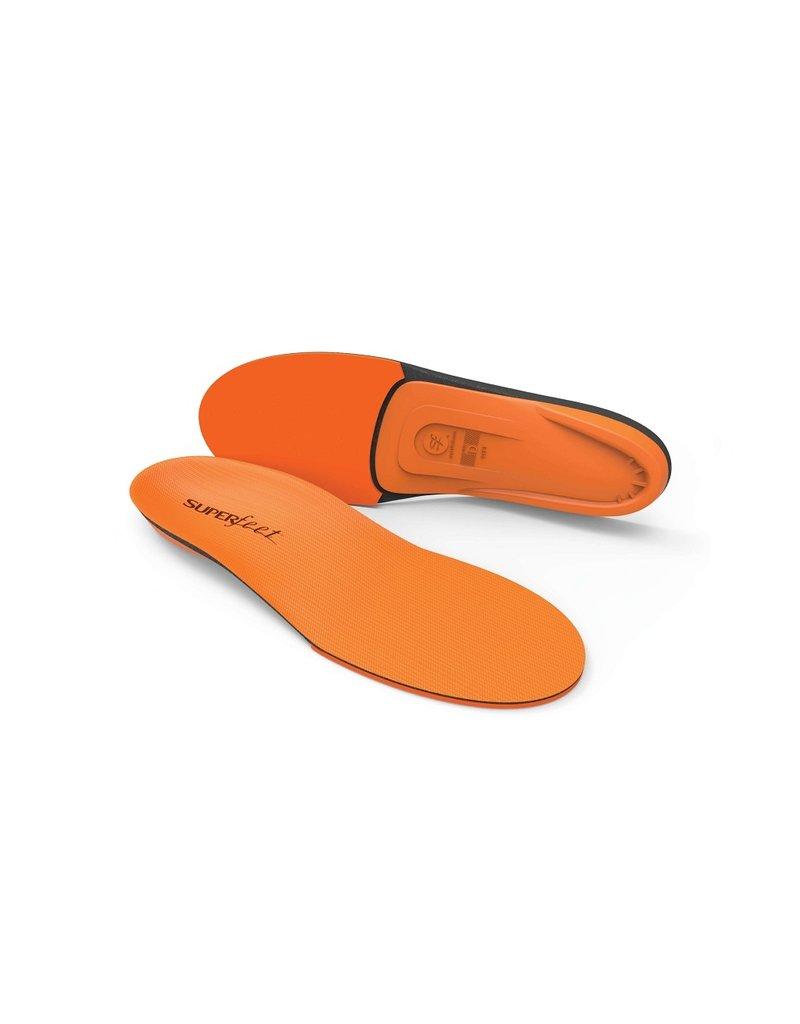 Superfeet Inlegzool Orange