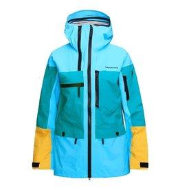 Peak Performance Women's Vertical Ski Jacket Deep Aqua