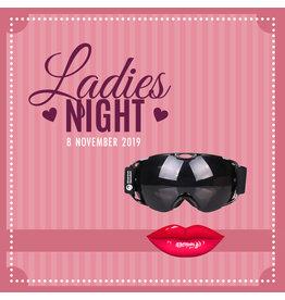 Ladies night 8 november 2019