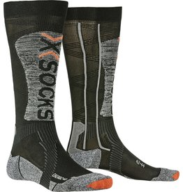X-Socks Ski Energizer Lt 4.0 Black Grey