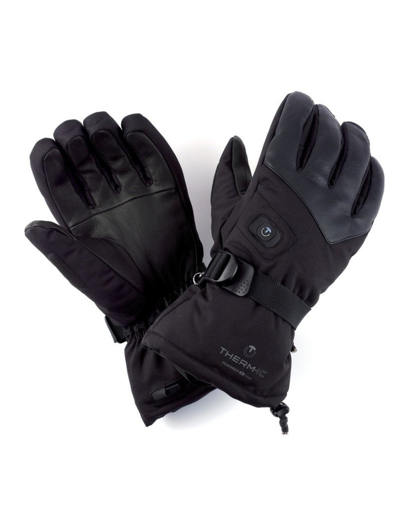 Therm-ic Heated Power Gloves Men V2 Black