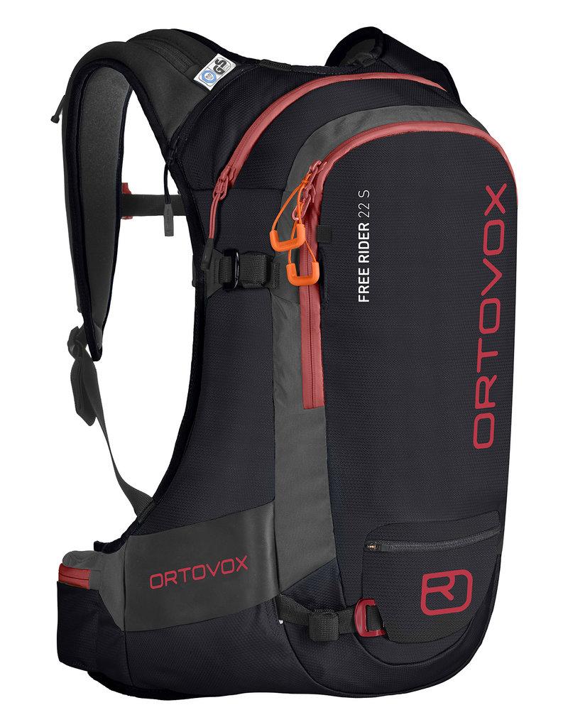 Ortovox Free Rider 22 S Black Raven