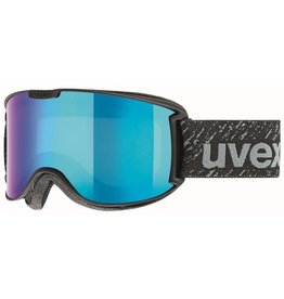 Uvex Skyper LM Skibril Black Mat