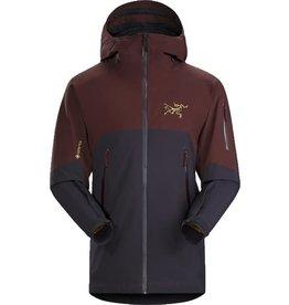 Arc'teryx Men's Rush IS Ski Jacket Black Baccara