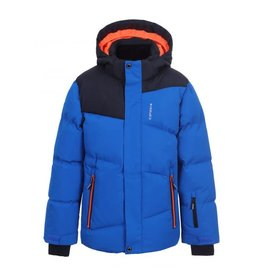 Icepeak Linton Junior Ski Jacket Aqua