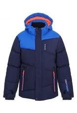 Icepeak Linton Junior Ski Jacket Navy Blue