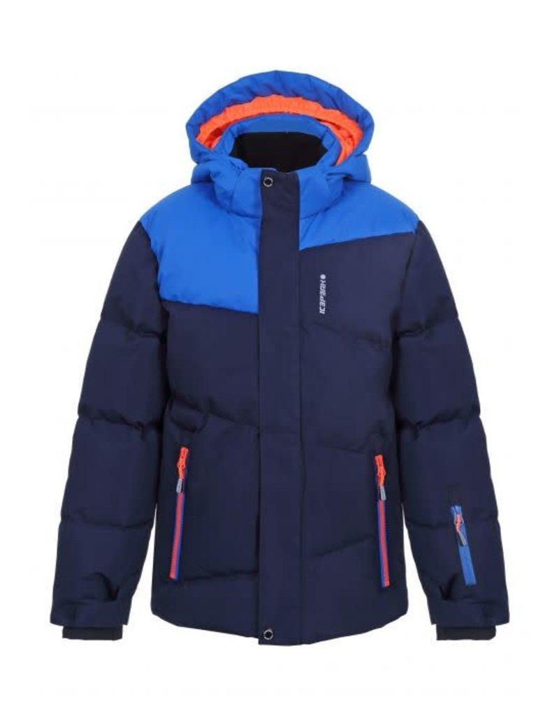 Icepeak Linton Junior Ski Jas Navy Blue