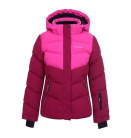 Icepeak Lille Junior Ski Jacket Burgundy
