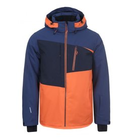 Icepeak Carver Ski Jacket Navy Blue