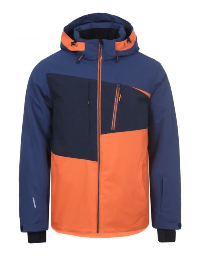 Icepeak Carver Ski Jacket Navy Blue