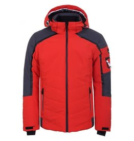Icepeak Eagan Ski Jacket Coral Red