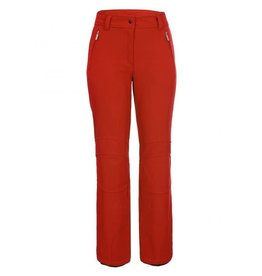 Icepeak Women's Outi  Ski Pants Coral Red