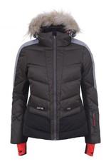 Icepeak Women's Electra Ski Jacket Dark Green