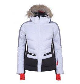 Icepeak Women's Electra Ski Jacket Optic White