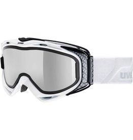 Uvex G.GL 300 Top Skibril White Silver