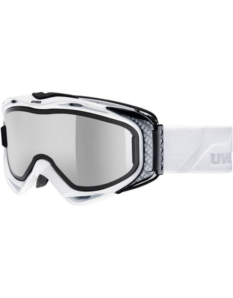 Uvex G.GL 300 Top Goggle White Silver
