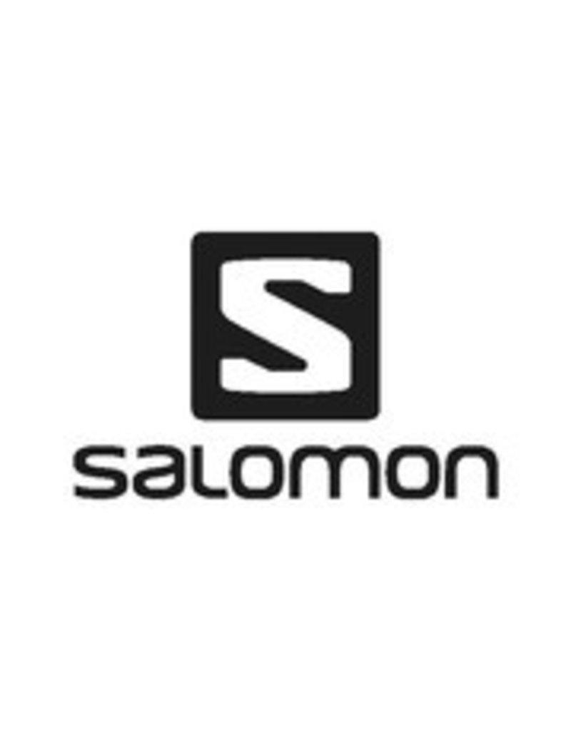 Salomon Grom Visor Junior Helm Aruba Glossy