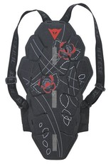 Dainese Back Protector Soft Lady Black Red
