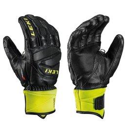 Leki Worldcup Race Downhill S Black Ice-lemon
