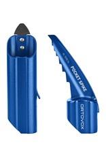 Ortovox Pocket Spike Safety Blue