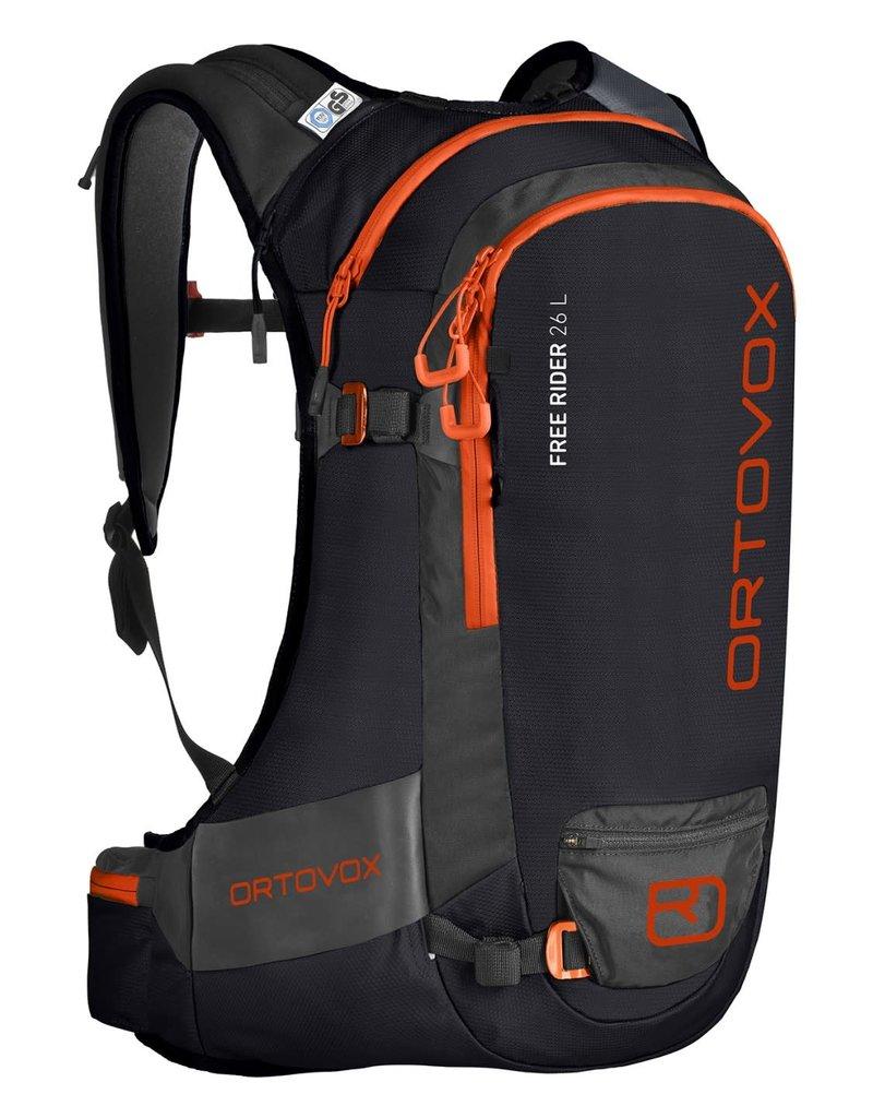 Ortovox Free Rider 26 L Black Raven Blend