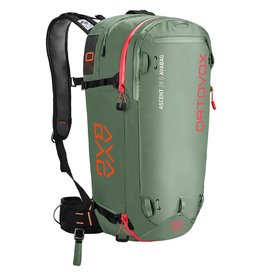 Ortovox Ascent 28 S Avabag Green-Isar