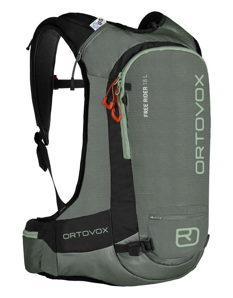 Ortovox Free Rider 18 L Green Forest