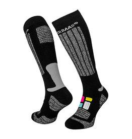 Poederbaas Performance Ski Socks 2-Pack Black