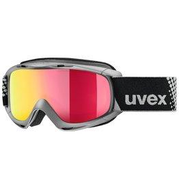 Uvex Slider FM Goggle Anthracite Red