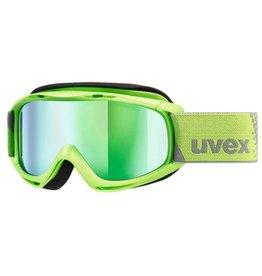 Uvex Slider FM Skibril Apple Green