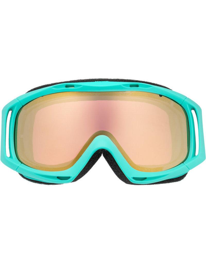 Uvex Slider FM S2 Skibril Mint Gold
