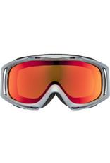Uvex Slider FM Skibril Anthracite Red
